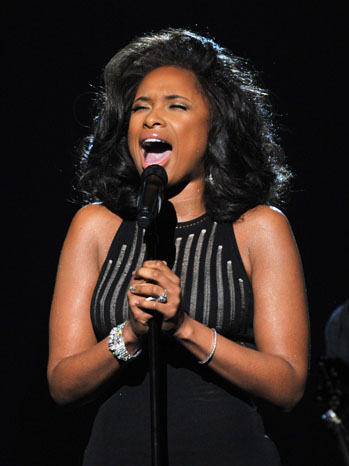Jennifer Hudson's Whitney Tribute