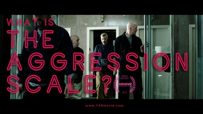 Aggression Scale SXSW - H 2012