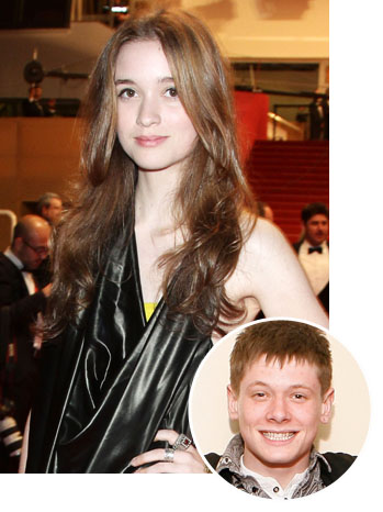 Alice Englert Jack O'Connell - P 2012