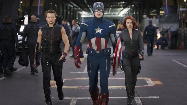 'The Avengers' Trailer
