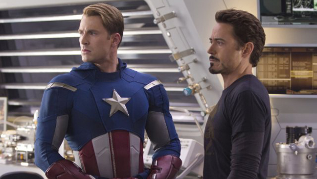 'The Avengers' Super Bowl Commercial