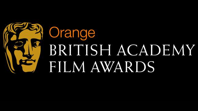 BAFTA Logo 2012 Black - H 2012