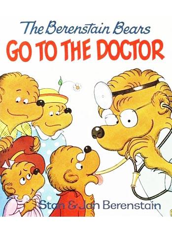 Berenstain Bears Book Cover - P 2012
