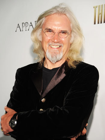 Billy Connolly Headshot - P 2012