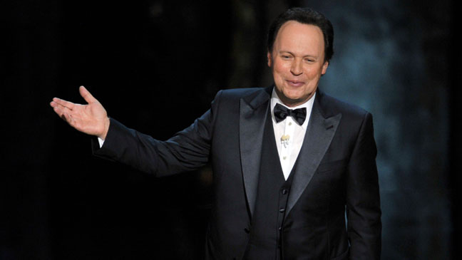 Billy Crystal Oscars Stage Host - H 2012