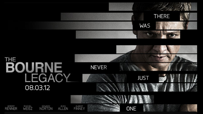 The Bourne Legacy Poster - H 2012