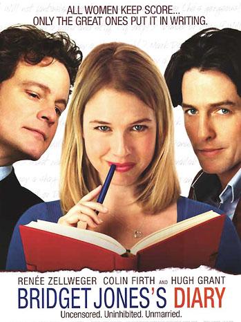 Bridget Jones Diary Poster - P 2012