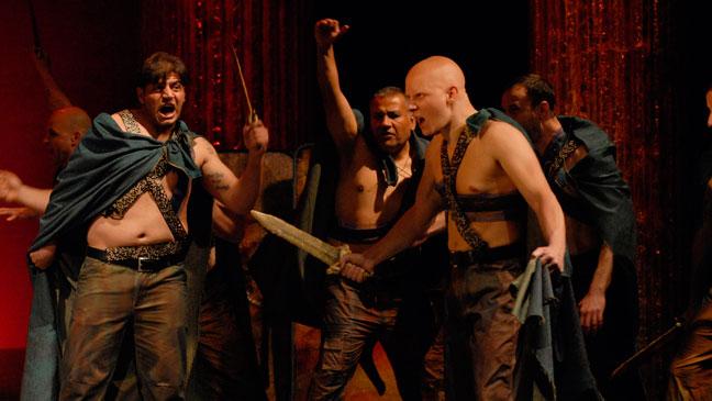 Caesar Must Die Berlin Film Still - H 2012