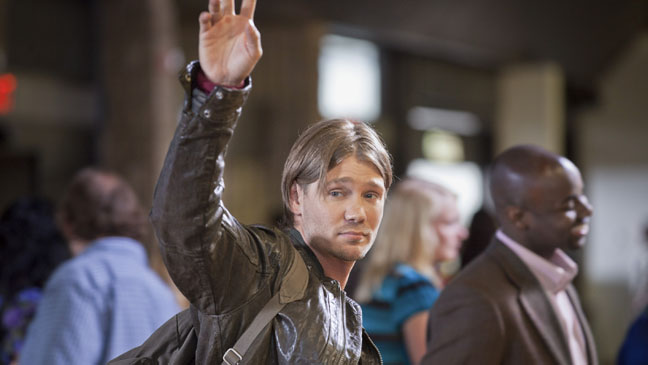 Chad Michael Murray One Tree Hill - H 2012