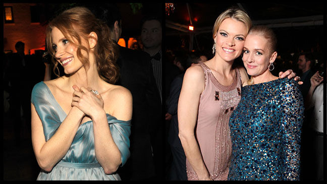 Jessica Chastain Missi Pyle Penelope Ann Miller - H 2012