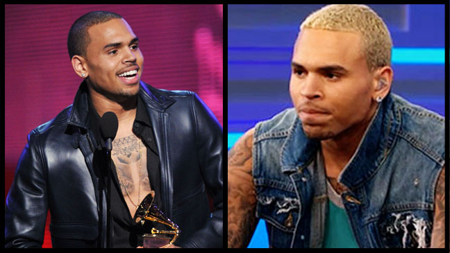 Chris Brown Good Bad Split - H 2012