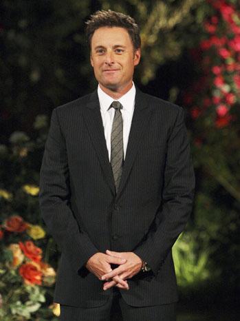 Chris Harrison The Bachelor Host - P 2012
