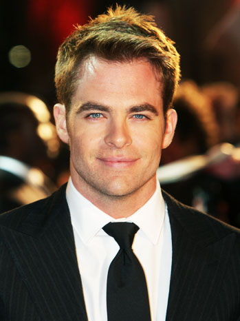 Chris Pine This Mean War UK Premiere - P 2012