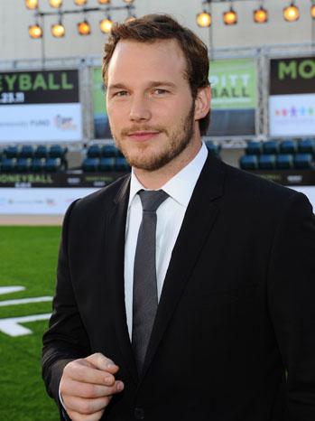 Chris Pratt Oscars List - P 2012