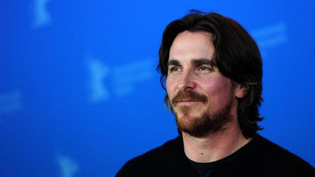 Christian Bale Blue - H 2012