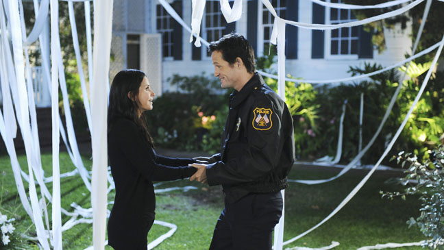Cougar Town Toilet Paper Police - H 2012