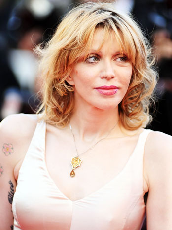 64th Cannes Film Festival Red Carpet Courtney Love - P 2012