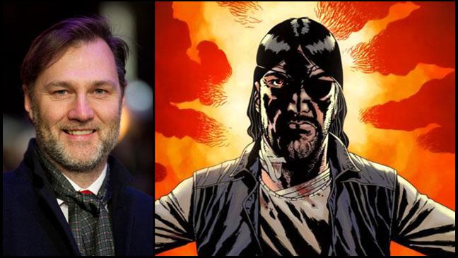 David Morrissey The Governor Walking Dead - H 2012