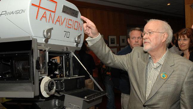 Douglass Trumbull Panavision Camera - H 2012