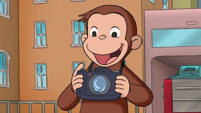 """Curious George"": 2.3 million"