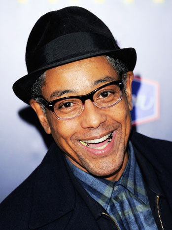 Giancarlo Esposito The Adventures of TinTin Premiere - P 2012