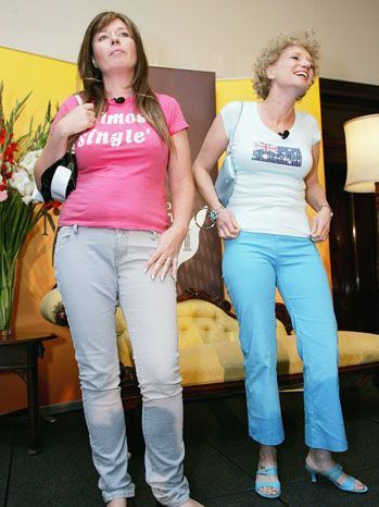 Kath and Kim Gina Riley Jane Turner - P 2012