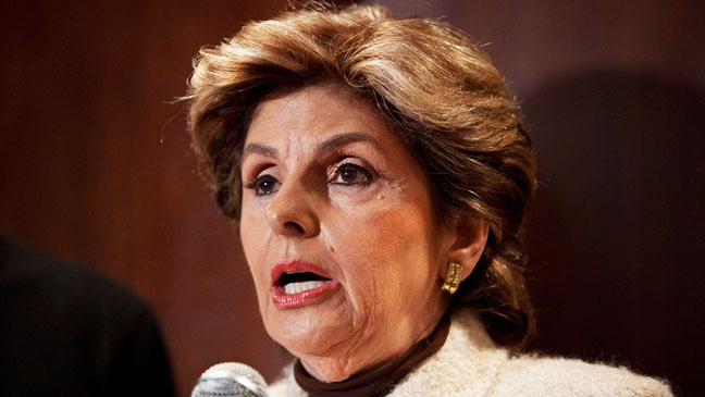 Gloria Allred speaking - H 2012