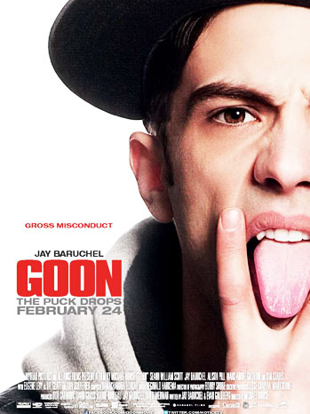 Goon Movie Poster - P 2012