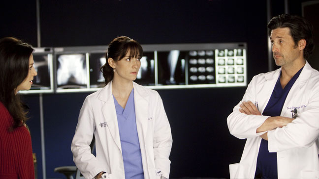 Grey's Anatomy Scarsone Dempsey Leigh - H 2012