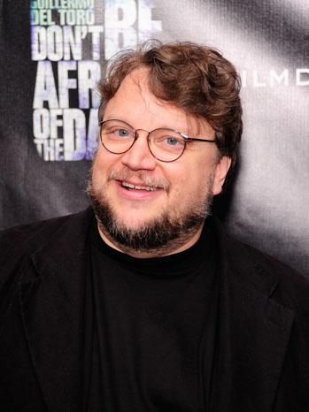 Guillermo del Toro Headshot - P 2012