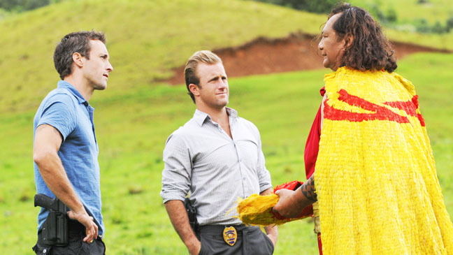 Hawaii Five-0 Scott Caan Alex Loughlin Kupale - H 2012