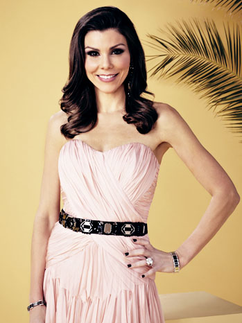 The Real Housewives of Orange County Heather Dubrow PR - P 2012