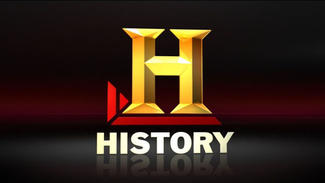 History Channel Logo - H 2012
