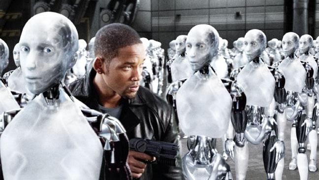 I, Robot Will Smith Still - H 2012