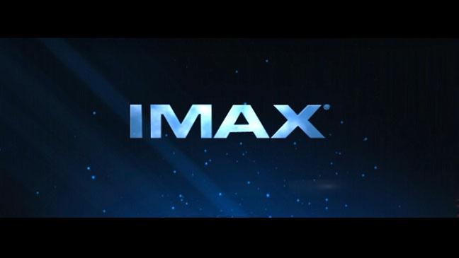 IMAX Logo - H 2012