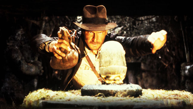 Indiana Jones and the Raiders of the Lost Ark Film Still - H 2012