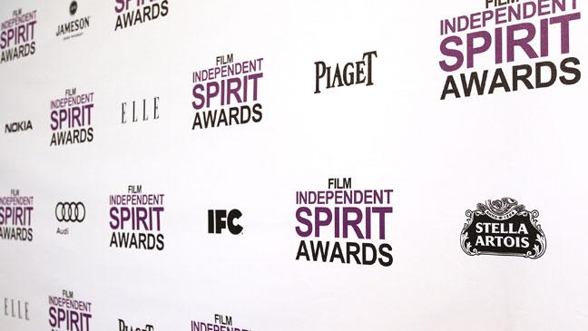 Indie Spirit Awards Carpet - H 2012