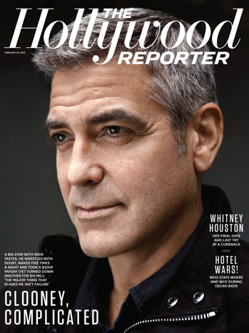 2012 Issue 7: George Clooney