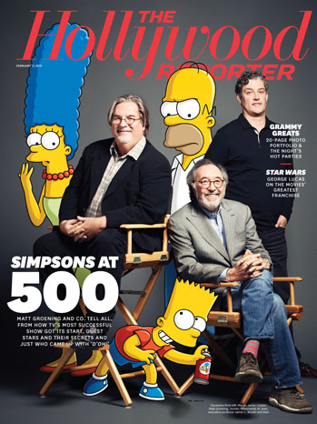 2012 Issue 6: 'The Simpsons'