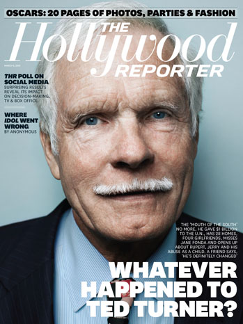 2012 Issue 9: Ted Turner