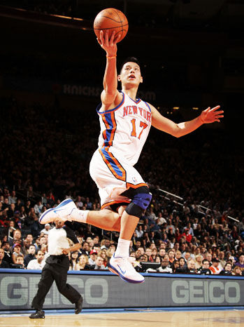 Jeremy Lin Scoring New Jersey Nets - P 2012