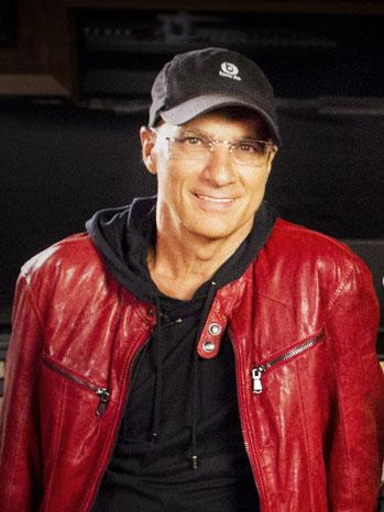 Jimmy Iovine in the studio - P 2012