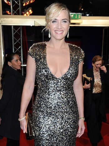 Kate Winslet On Titanic Co Star Leonardo Dicaprio He S Fatter Now Hollywood Reporter