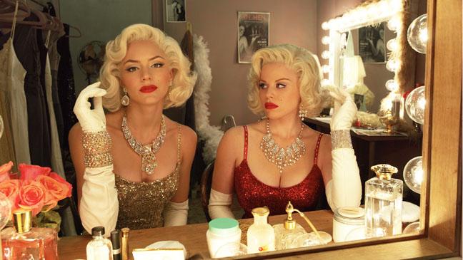 Smash Katharine Mcphee Megan Hilty As Marilyn Monroe- H 2012