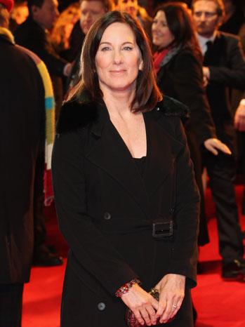 Kathleen Kennedy Oscars List - P 2012