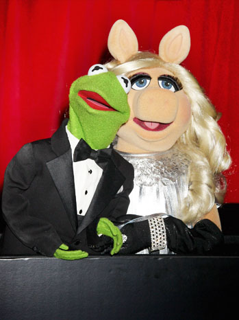 Kermit the Frog Miss Piggy - P 2012