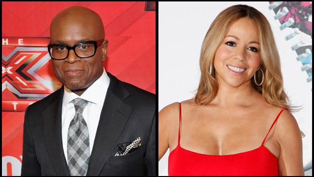 L.A. Reid Mariah Carey Split - H 2012