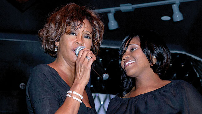 WHITNEY'S LAST HOURS: On Stage