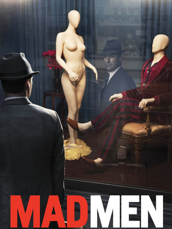 Mad Men Mannequin Poster - P 2012
