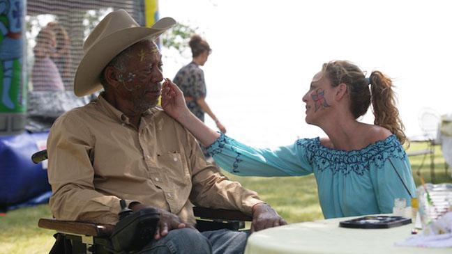 Magic of Belle Isle Morgan Freeman - H 2012